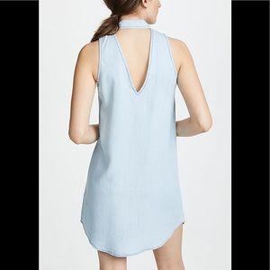 BB Dakota Brantley Chambray Shirtdress